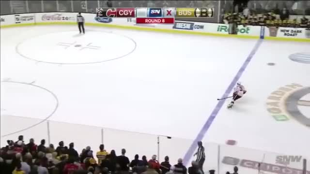 Watch and share Calgary Flames GIFs and Boston Bruins GIFs by The Livery of GIFs on Gfycat