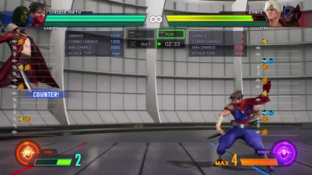Watch MARVEL VS. CAPCOM: INFINITE_20190305161042 GIF on Gfycat. Discover more PS4share, Gaming, Jacob Matheny, MARVEL VS. CAPCOM: INFINITE, PlayStation 4, Sony Interactive Entertainment GIFs on Gfycat