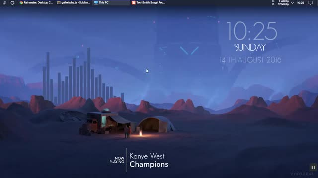 Watch Rainmeter GIF on Gfycat. Discover more Rainmeter, rainmeter GIFs on Gfycat
