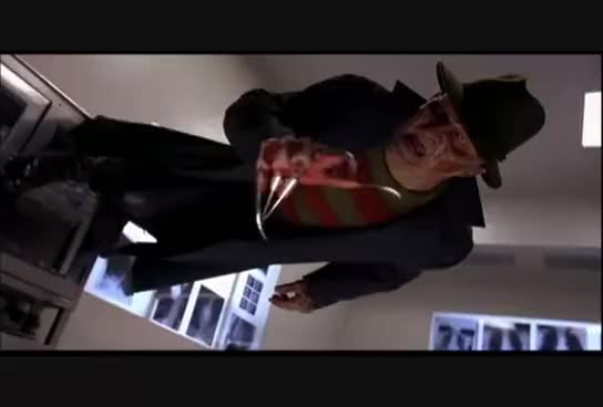 Watch Ever played skin the cat GIF on Gfycat. Discover more freddy krueger, west cravens new nightmare GIFs on Gfycat
