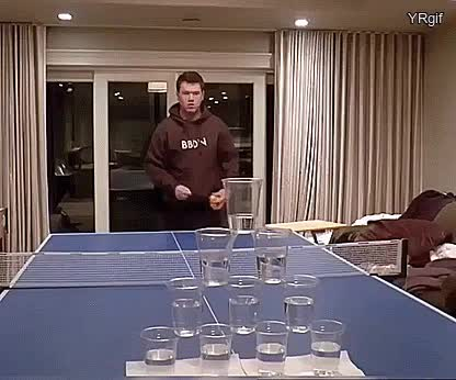 Watch and share Beer Pong GIFs by Mahmoud M. Mahdali on Gfycat