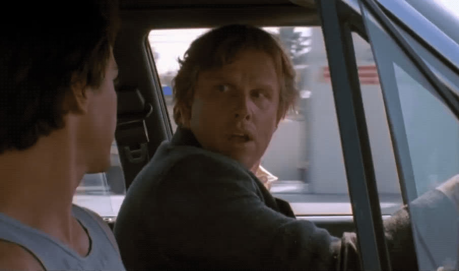 Gary Busey, confused, disbelief, huh, pappas, point break, what, wtf, Gary Busey - Point Break GIFs