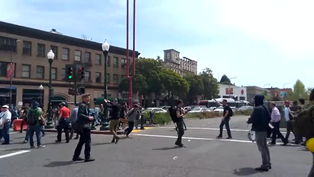 Watch and share Antifa GIFs and Trump GIFs on Gfycat