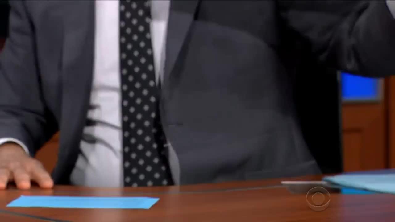Colbert, Evergreen, Hollywood, Humor, cbs, celeb, celebrities, celebrity, comedian, comedy, entertainment, famous, funny, interview, interviews, joke, jokes, nonrecurring, Nicki Minaj GIFs