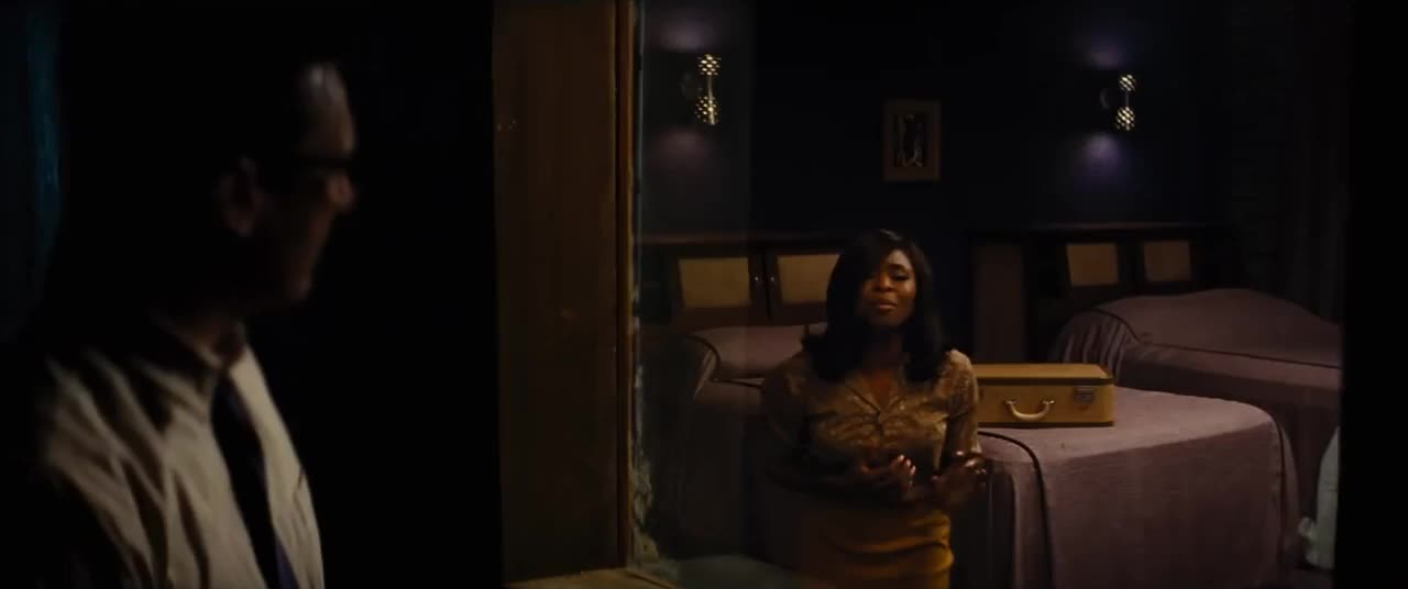 bad times at the el royale, movies, caged song bird GIFs