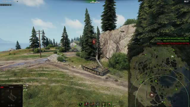 Watch and share Worldoftanks 2018-06-24 14-24-16-12 GIFs by polysmack on Gfycat