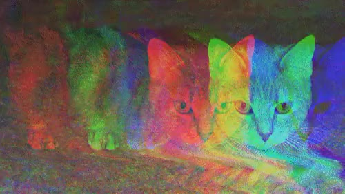Watch and share Animales GIFs and Arcoiris GIFs on Gfycat