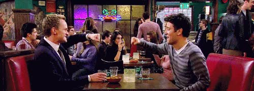 Watch and share How I Met Your Mother GIFs and Himym GIFs by Reactions on Gfycat