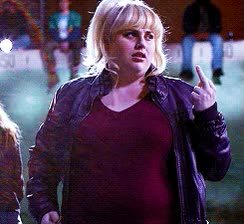 Watch and share 1k || Rebel Wilson Pitch Perfect Fat Amy Pp** GIFs on Gfycat