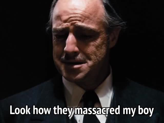 Watch and share The Godfather GIFs by MikeyMo on Gfycat