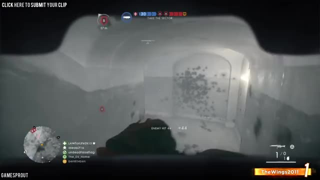 Watch Battlefield 1 - EPIC Moments #1 GIF on Gfycat. Discover more Battlefield 4 (Video Game), Modern, bf4, episode, explosion, ghosts, gun, lucky, reaction, xbox one GIFs on Gfycat
