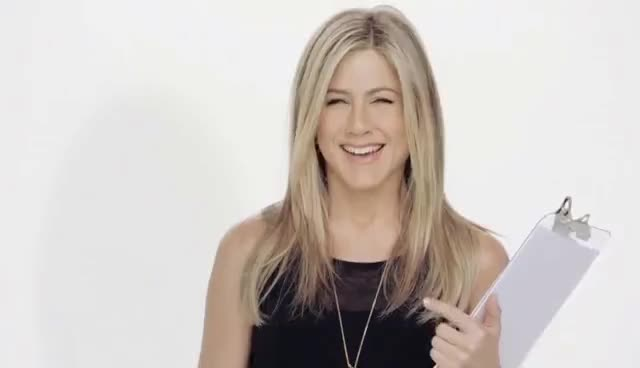 jennifer aniston, Jennifer Aniston Sex Tape (Keenan Cahill and Jennifer Aniston) For Smartwater GIFs