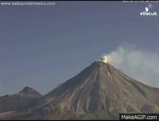 Watch and share Volcano GIFs on Gfycat