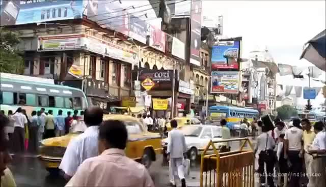 Watch and share Hectic Kolkata (Calcutta) - India GIFs on Gfycat