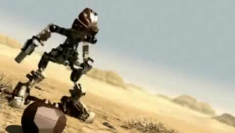Bionicle-Pohatu Mata