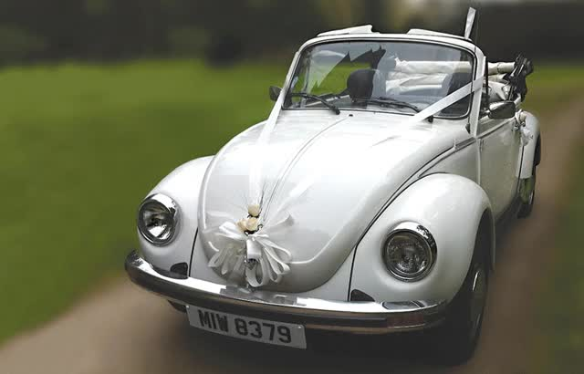 Watch and share Wedding VW Camper Vans GIFs on Gfycat