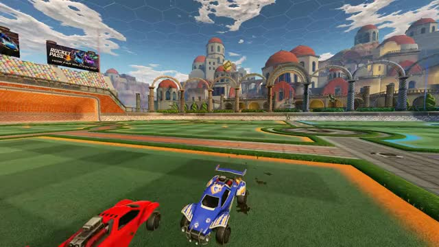 Watch and share Rocket League GIFs by Kill on Gfycat
