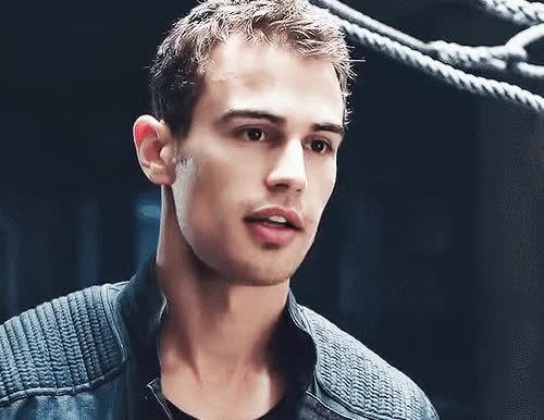 Watch and share Theo James GIFs on Gfycat