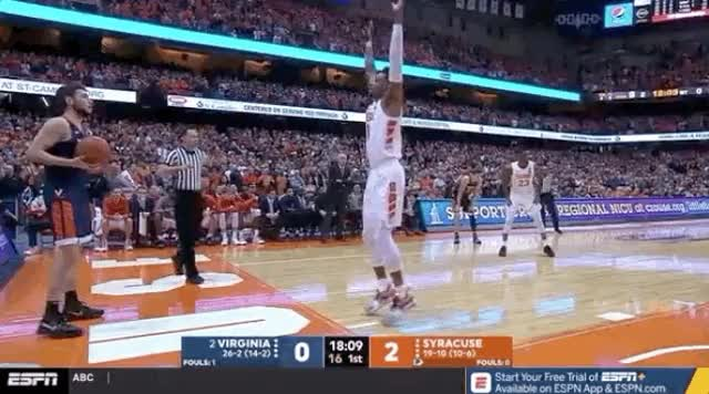 Watch and share Kyle Guy Pullup GIFs by kyleboone on Gfycat