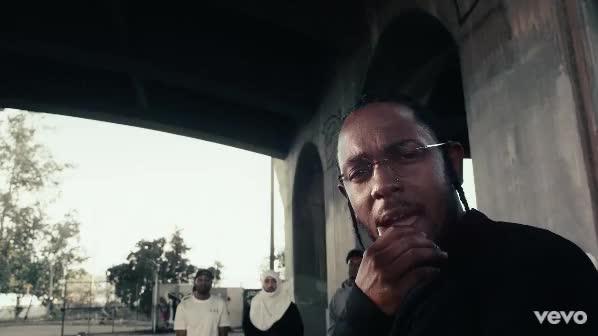 "Watch [FRESH] Kendrick Lamar: ""Humble"" (Single) (reddit) GIF on Gfycat. Discover more hiphopheads, reactiongifs GIFs on Gfycat"