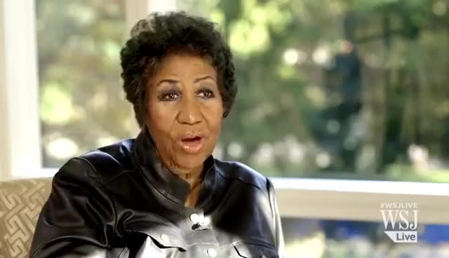 Watch and share Aretha Franklin On Adele, Taylor Swift And Divas GIFs on Gfycat