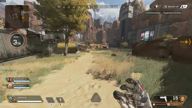 Watch Admin he's doing it sideways GIF by Nikoh (@nikoletsgobwlin) on Gfycat. Discover more apexlegends GIFs on Gfycat