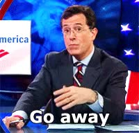 Watch Begone dyel scum your broscience nonsense has no place here ce GIF on Gfycat. Discover more stephen colbert GIFs on Gfycat
