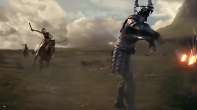 Watch Justice League Steppenwolf Vs Amazons GIF on Gfycat. Discover more related GIFs on Gfycat