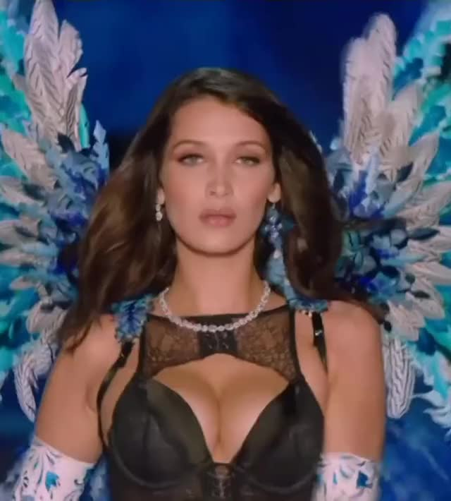 Watch and share Victorias Secret GIFs and Bella Hadid GIFs by HottiesOnly r/asiancelebsfap on Gfycat