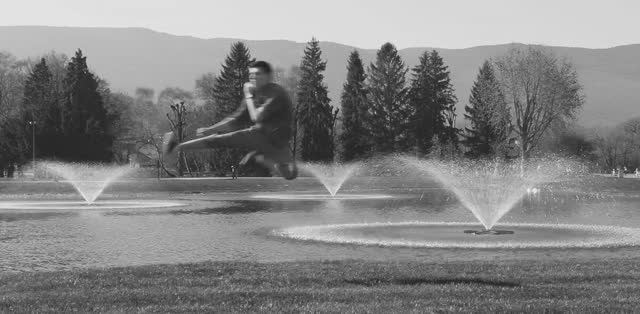 Watch and share Cinemagraph Kung-fu Jets D'eau GIFs by Hugo Sanchez on Gfycat