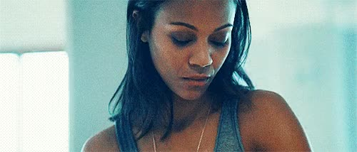 Watch this celebrities GIF on Gfycat. Discover more celebrities, celebs, zoe saldana GIFs on Gfycat