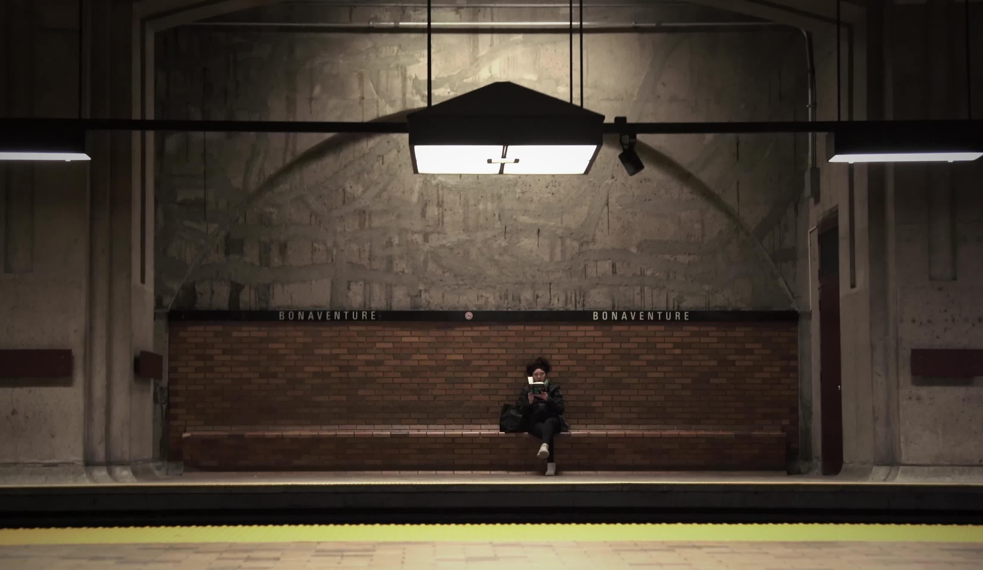 Montreal Metro Loop #12 GIFs