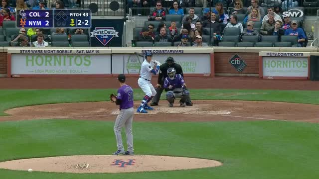 Watch and share Colorado Rockies GIFs and New York Mets GIFs by craigjedwards on Gfycat