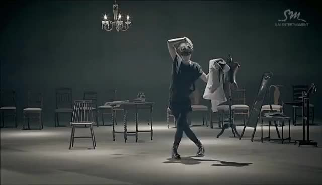 Watch EXO K What is love GIF on Gfycat. Discover more Kai, sexy moves GIFs on Gfycat