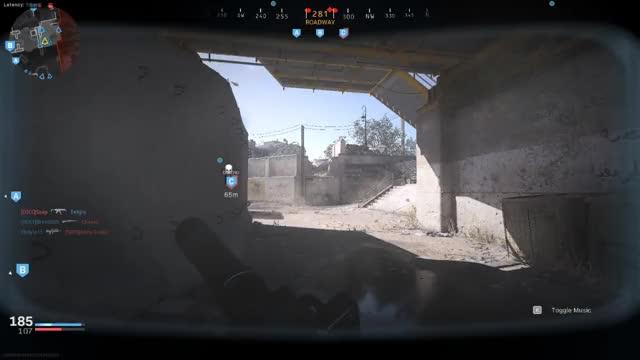 Call Of Duty Modern Warfare 2019 My 1st Juggernaut Gif By Nezzygg Gfycat