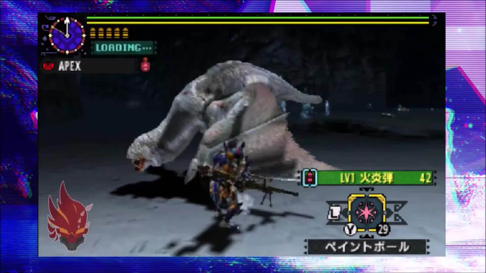 monsterhunter, Aerial HBG feels so amazing (reddit) GIFs