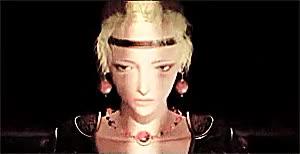 Watch a  N  N  N    N  a GIF on Gfycat. Discover more Final Fantasy, Final Fantasy VI, Terra Branford, ffvi GIFs on Gfycat