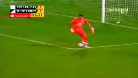 Watch and share Goalkeeper GIFs and Feint GIFs on Gfycat