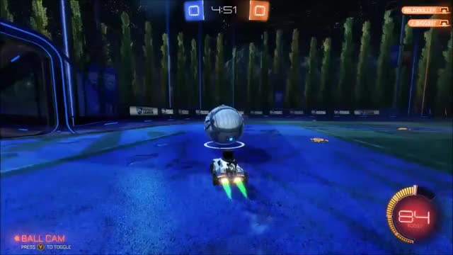Watch and share Rocket League - Memlo Breaking Ankles (Ranked 2s) GIFs on Gfycat