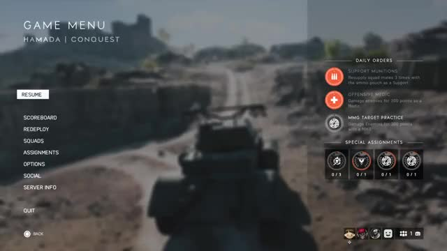 Alarm continues to sound even if tank is exited GIF by