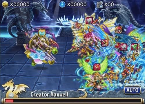 bravefrontier, Maxwell's Endless GIFs