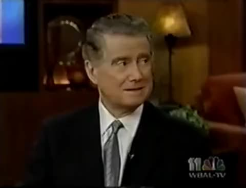 Watch and share Regis & Bernadette Peters Chat About Broadway Vocal Coach Adrienne Angel GIFs on Gfycat