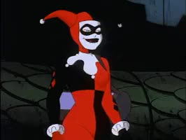 Watch and share Batman Comics GIFs and Harley Quinn GIFs on Gfycat