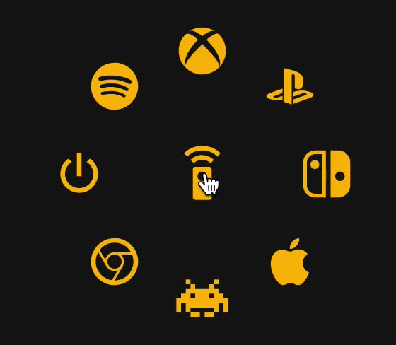Watch and share Radial Menu Element GIFs on Gfycat