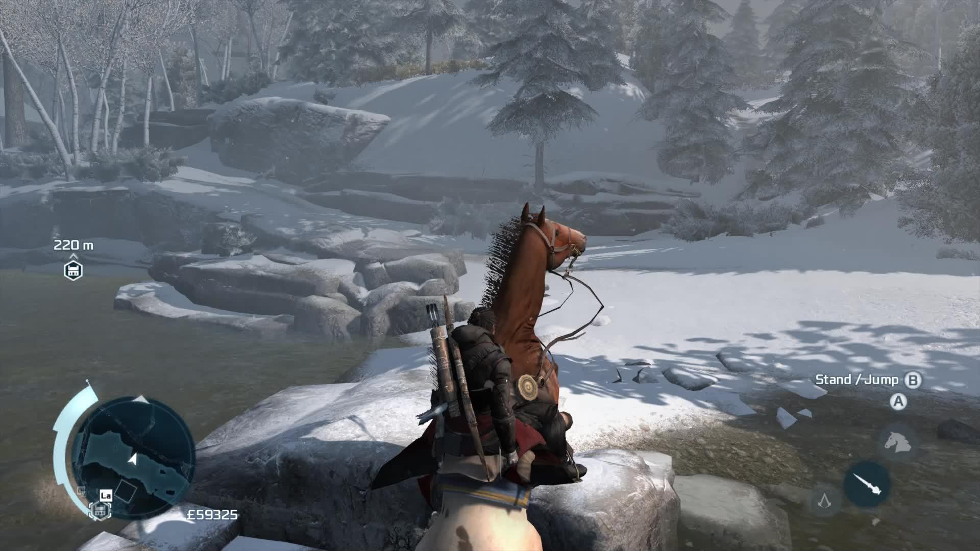 Assassin's Creed III, geddan, ゲッダン, Assassin's Creed III GIFs