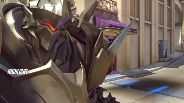 Watch and share Overwatch GIFs by Captainfatbelly on Gfycat