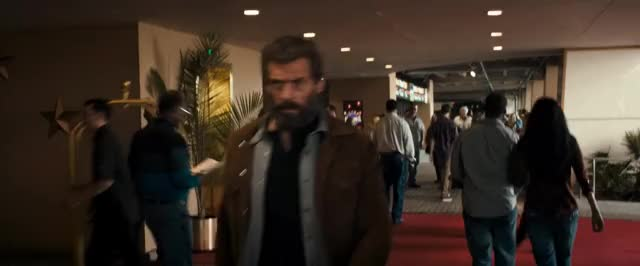 Watch and share Logan (2017) - Charles Xavier Has Another Seizure GIFs by Notias1 on Gfycat
