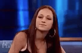 Watch and share Cash Me Outside GIFs on Gfycat