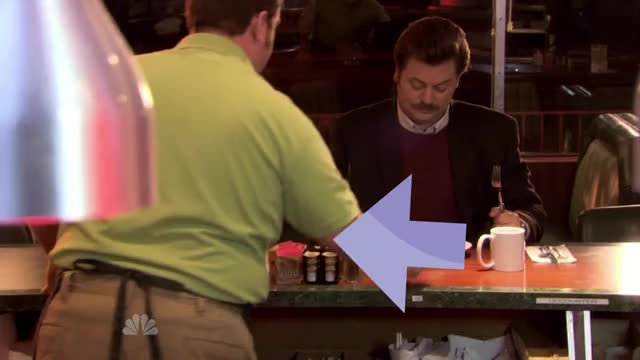Watch and share Nick Offerman GIFs and Downvote GIFs by spinoc666 on Gfycat