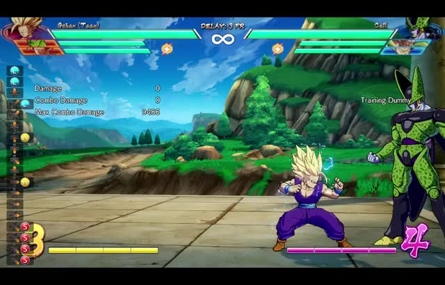 Watch 2019 04 07 01 14 29-clp GIF on Gfycat. Discover more Dragon Ball FighterZ, dbfz GIFs on Gfycat